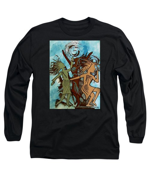 My Spirit Dances Long Sleeve T-Shirt