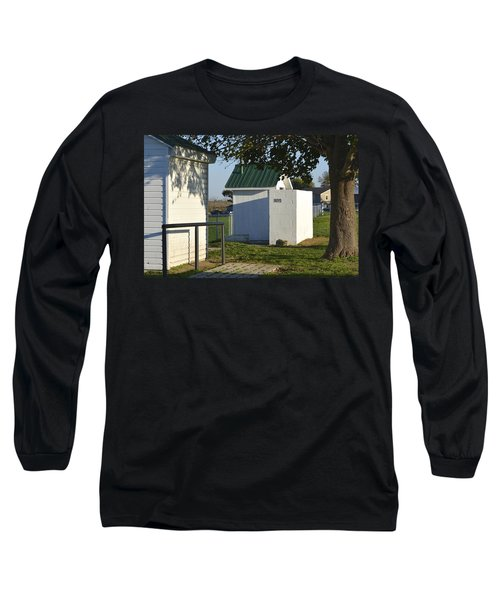 Boys Outhouse Long Sleeve T-Shirt
