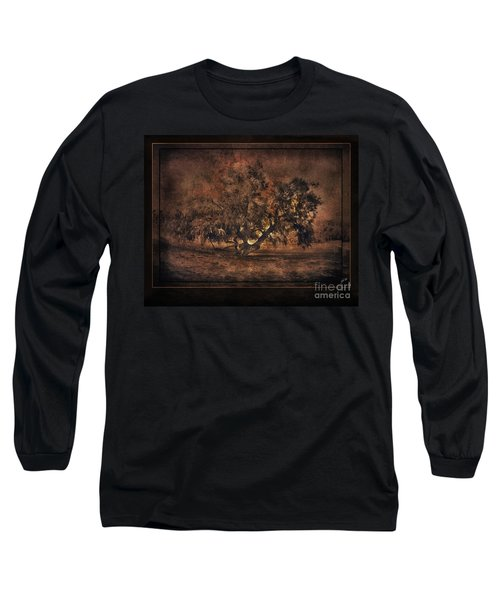 Mysterious Mesquite Long Sleeve T-Shirt
