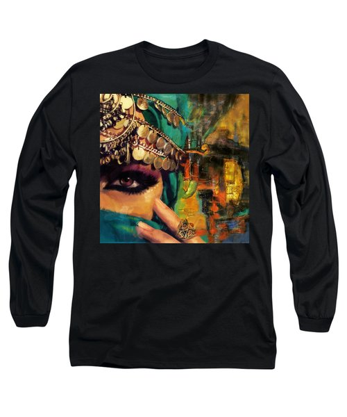 Mystery Long Sleeve T-Shirt by Corporate Art Task Force