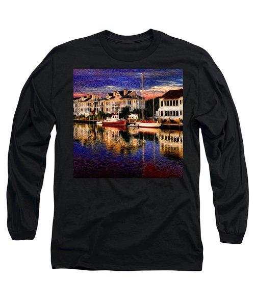 Mystic Ct Long Sleeve T-Shirt