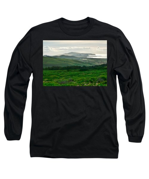 Mystic Morning Long Sleeve T-Shirt
