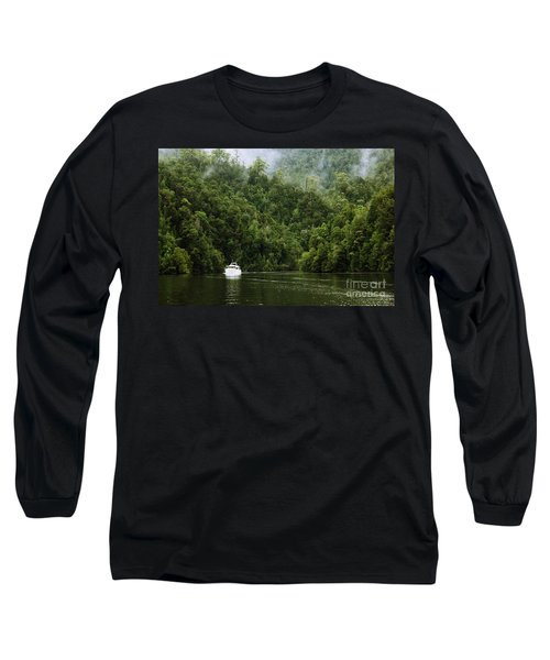 Mystic River Long Sleeve T-Shirt