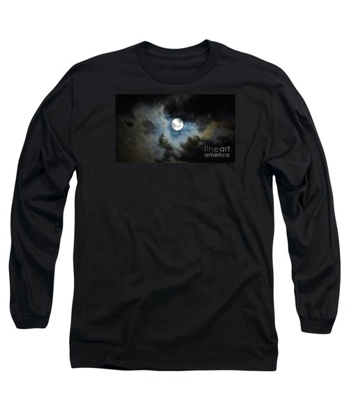 Mystical Clouds Long Sleeve T-Shirt
