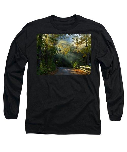 Mystical Long Sleeve T-Shirt by Dianne Cowen