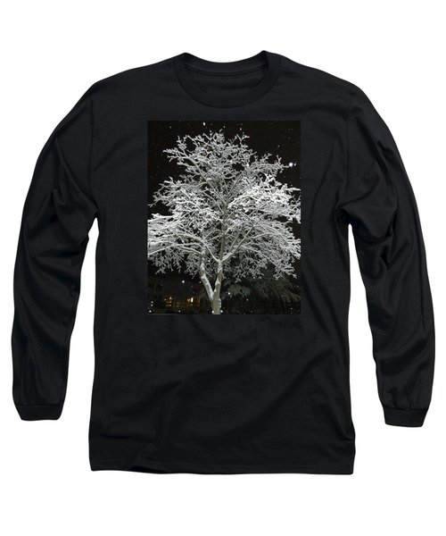Mystical Winter Beauty Long Sleeve T-Shirt
