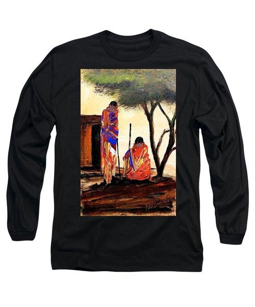 N 87 Long Sleeve T-Shirt