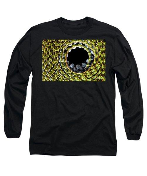 Nail Spin Long Sleeve T-Shirt