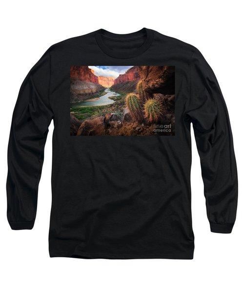Nankoweap Cactus Long Sleeve T-Shirt
