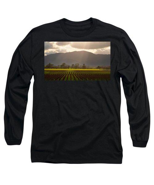 Napa Beauty Long Sleeve T-Shirt