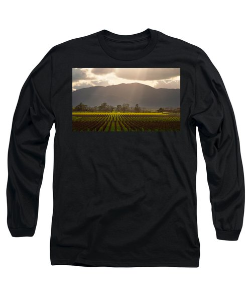 Napa Beauty Long Sleeve T-Shirt