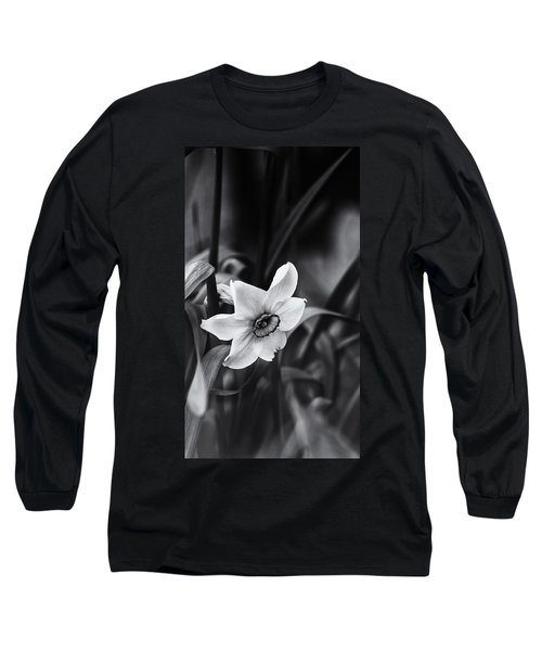 Narcissus In The Shadows Long Sleeve T-Shirt