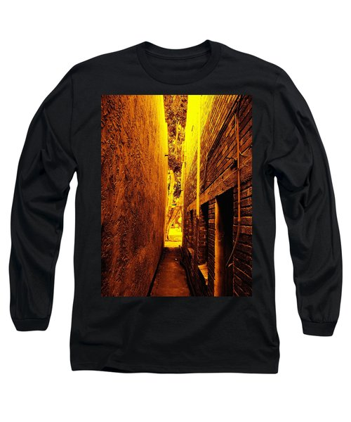 Narrow Way To The Light Long Sleeve T-Shirt