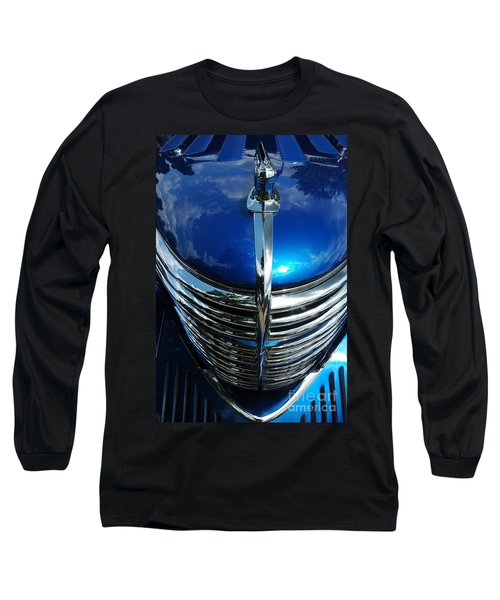 Long Sleeve T-Shirt featuring the photograph Nash by Christiane Hellner-OBrien