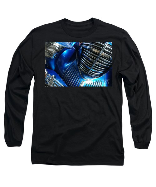 Long Sleeve T-Shirt featuring the photograph Nash II by Christiane Hellner-OBrien