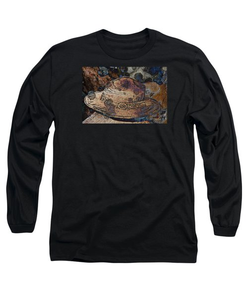 National Park Service Ranger Hat Long Sleeve T-Shirt