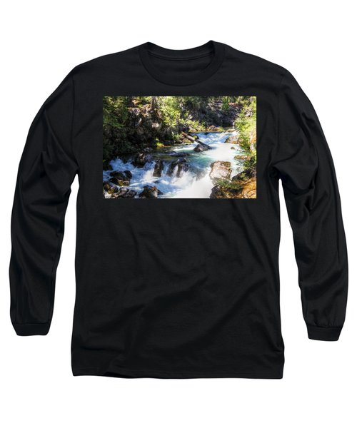 Long Sleeve T-Shirt featuring the photograph Natural Bridges by Melanie Lankford Photography