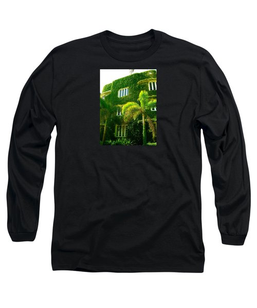 Natural Ivy House Long Sleeve T-Shirt