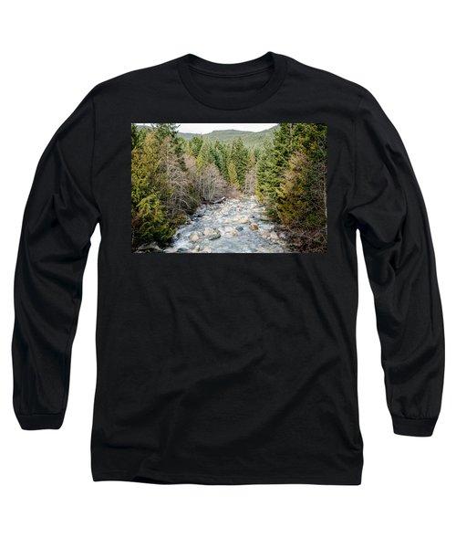 Island Stream Long Sleeve T-Shirt