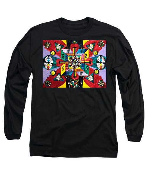 Nature Of Healing Long Sleeve T-Shirt