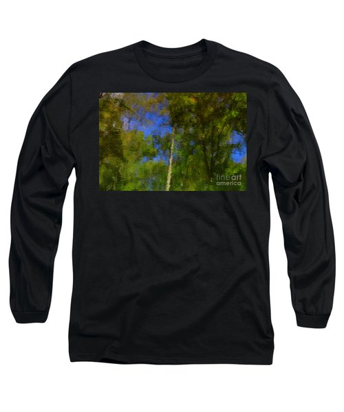 Nature Reflecting Long Sleeve T-Shirt