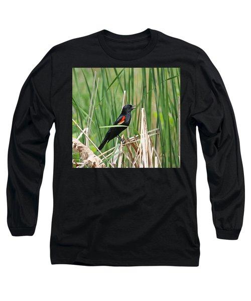 Nature Speaks  Long Sleeve T-Shirt