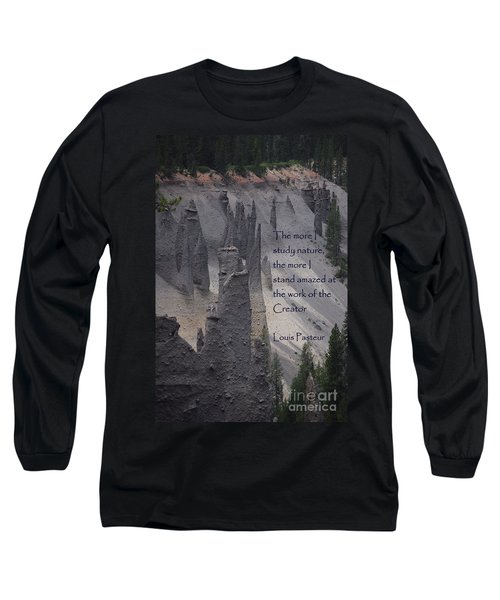 Nature Study Long Sleeve T-Shirt