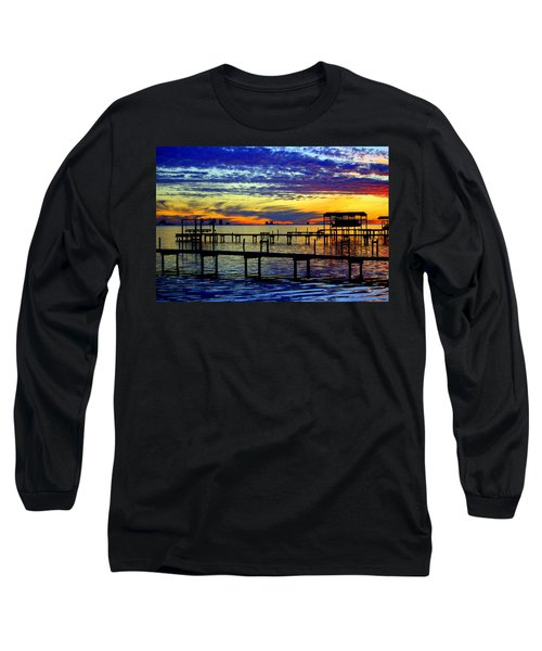 Nature's Disco Dance Long Sleeve T-Shirt