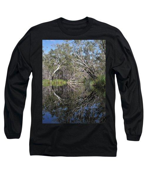 Natures Portal Long Sleeve T-Shirt