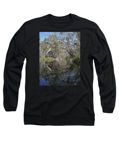 Natures Portal Long Sleeve T-Shirt