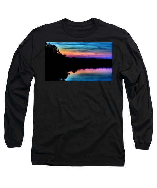 Nature's Rainbow Long Sleeve T-Shirt