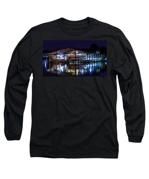 Nautical Lights Long Sleeve T-Shirt