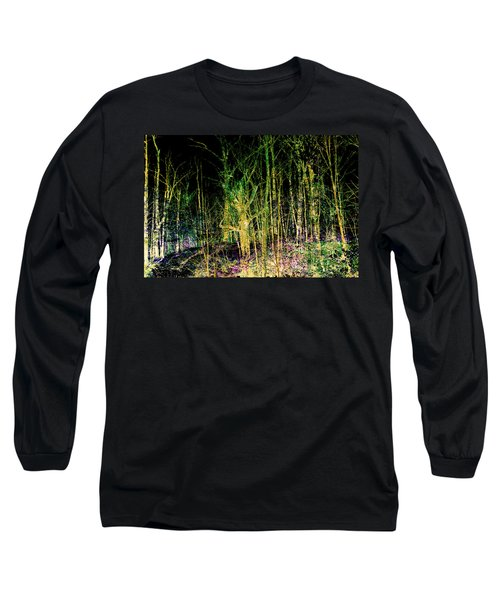 Negative Forest Long Sleeve T-Shirt