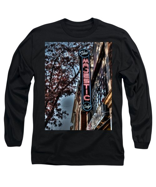 Neon At Dusk Long Sleeve T-Shirt