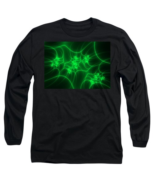 Neon Fantasy Long Sleeve T-Shirt