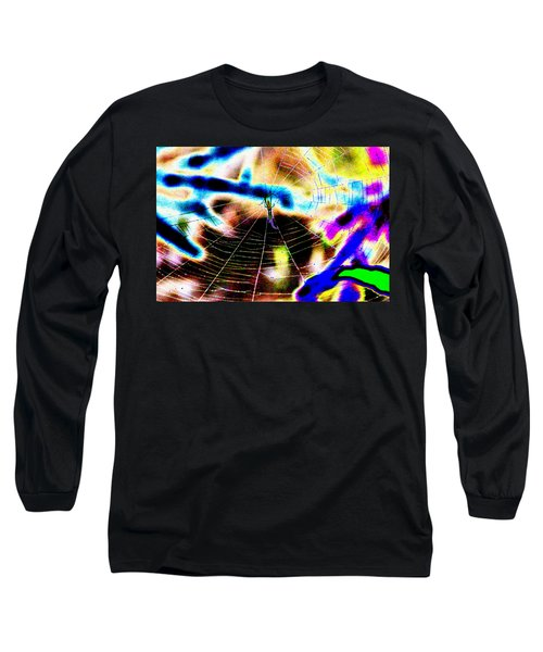 Neon Spider Long Sleeve T-Shirt