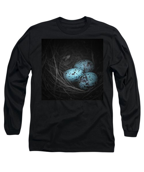Nest Of 3  Long Sleeve T-Shirt by Trish Mistric