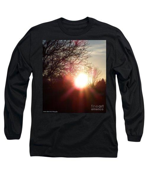 Nevada Sunset Long Sleeve T-Shirt