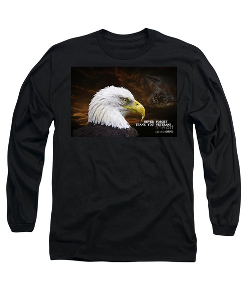 Never Forget - Memorial Day Long Sleeve T-Shirt