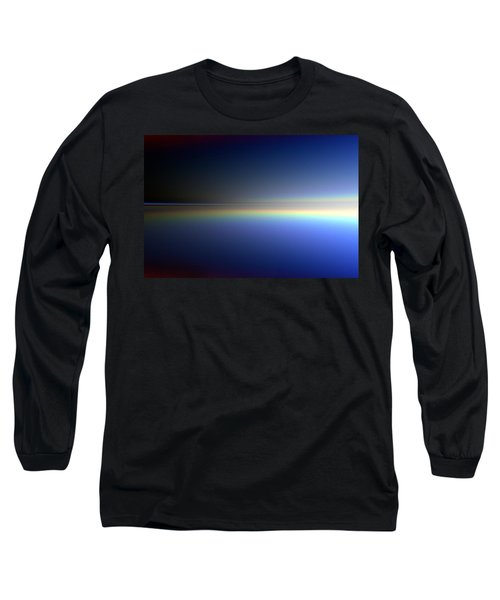 New Day Coming Long Sleeve T-Shirt by Andreas Thust