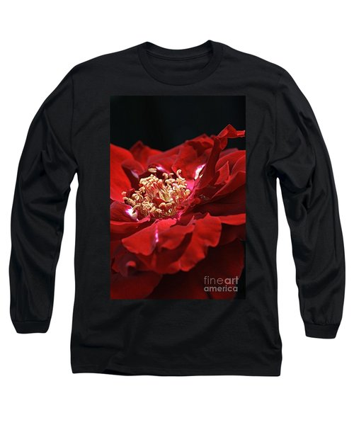 Long Sleeve T-Shirt featuring the photograph New Dream by Joy Watson