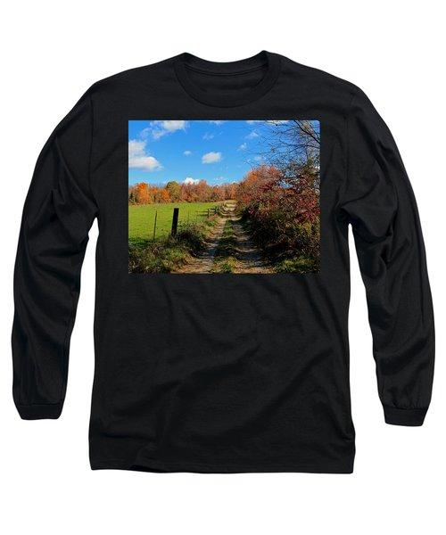 New England Farm Rota Springs Long Sleeve T-Shirt