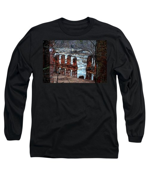 New Manchester Manufacturing Company Ruins Long Sleeve T-Shirt
