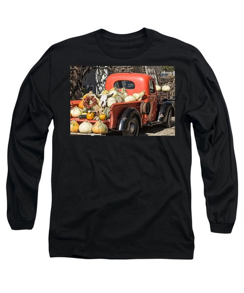 New Mexico Fall Harvest Truck Long Sleeve T-Shirt