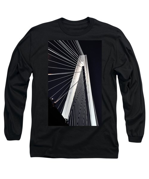 New Mississippi River Bridge Long Sleeve T-Shirt