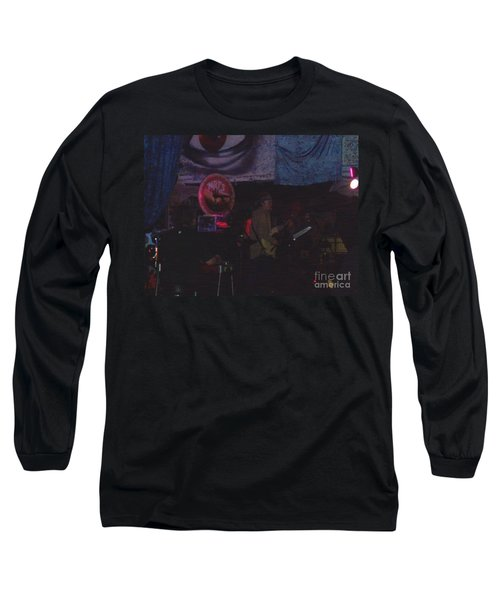 New Riders At Club 2120 Long Sleeve T-Shirt by Kelly Awad