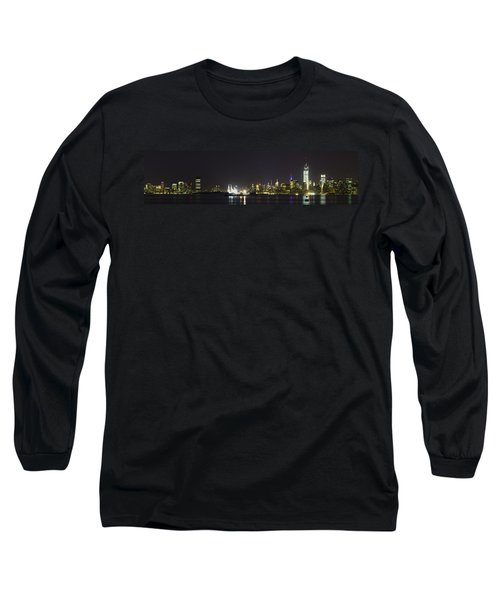 New York Harbor Long Sleeve T-Shirt
