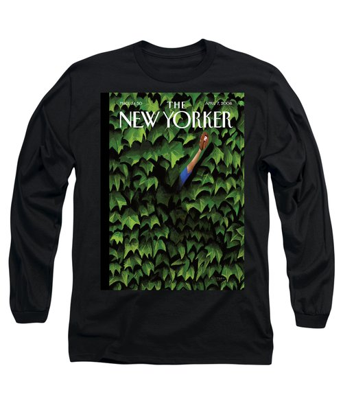 New Yorker April 7th, 2008 Long Sleeve T-Shirt