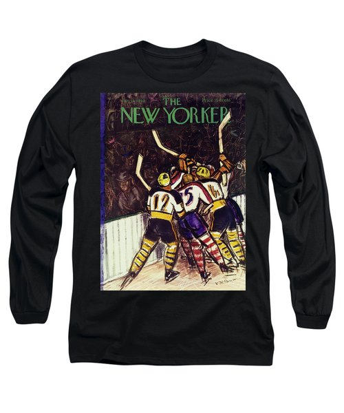 New Yorker January 13 1940 Long Sleeve T-Shirt