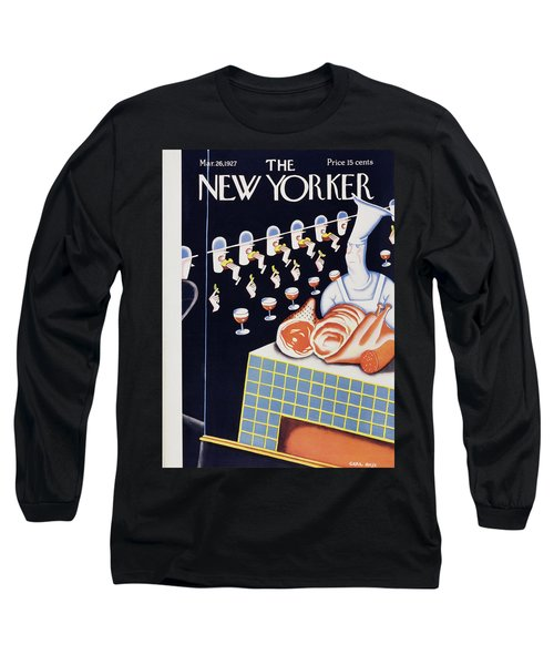 New Yorker March 26 1927 Long Sleeve T-Shirt